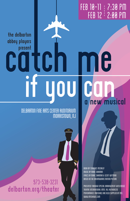 Reserve Your Seats For Catch Me If You Can News Detail