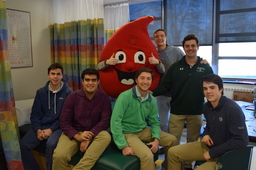 35th Annual Blood Drive on March 30