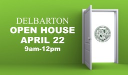 Spring Admissions Open House on Saturday, April 22