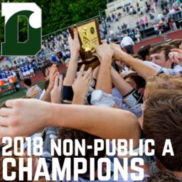 Thrice As Nice! Delbarton Lacrosse Wins Third Straight Non-Public A Title!