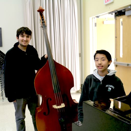Two Performers Selected for North Jersey Honor Ensembles