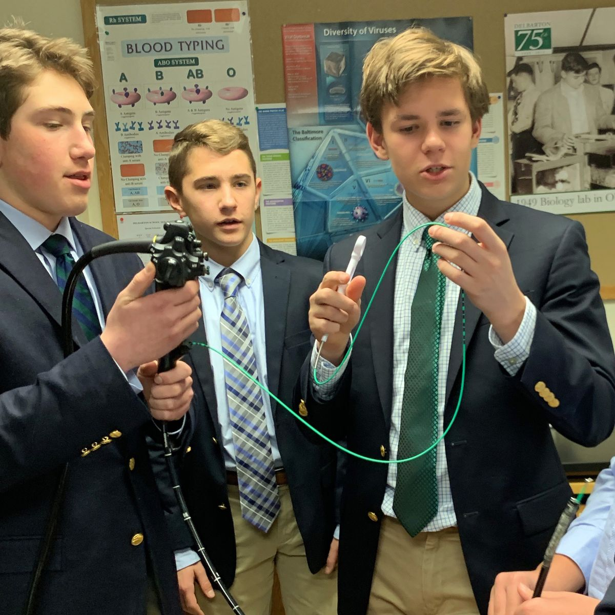 Introducing...More New Clubs at Delbarton