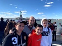 Spanish Exchange Students Explore NYC