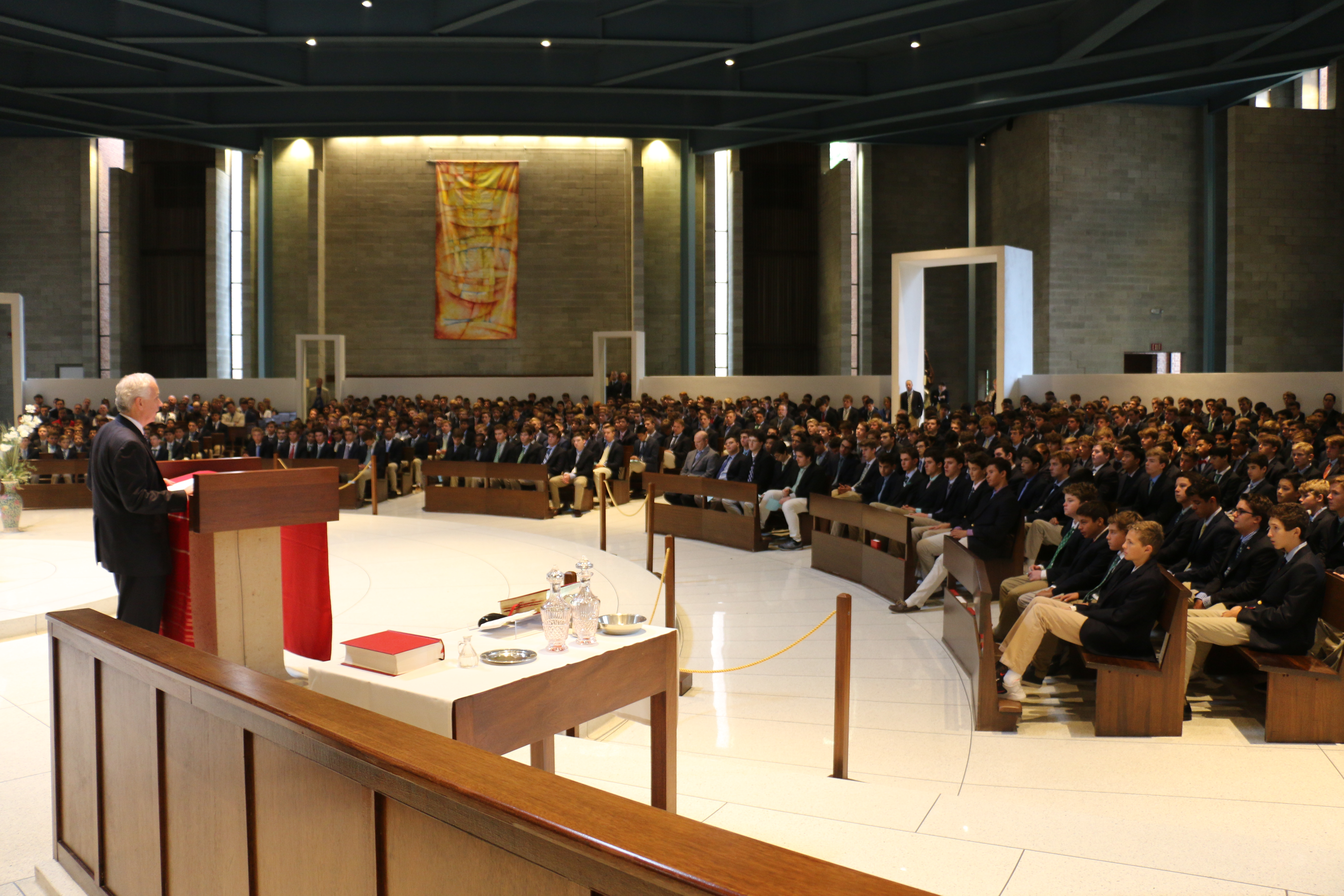 On 9/11, Delbarton Remembers... | News Detail - Delbarton School