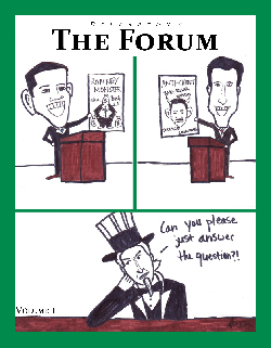 Delbarton Forum: Issue 1