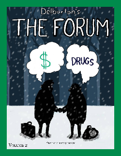Delbarton Forum: Issue 2